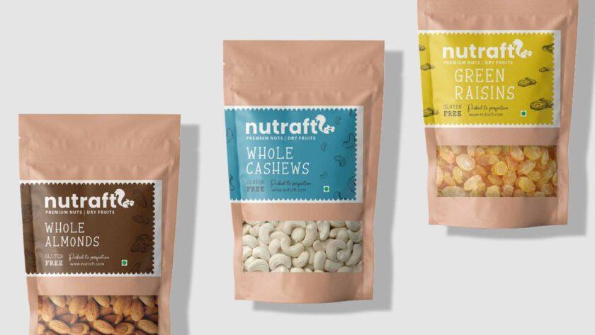 Enozi Portfolio - branding | Nutraft Combo Products